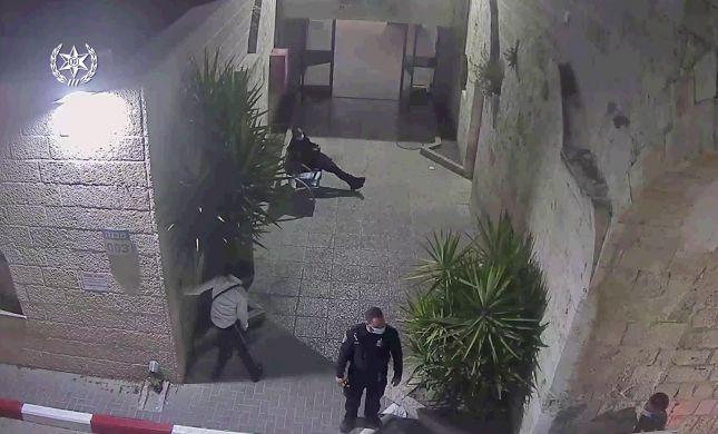 המשטרה פרסמה סרטון: זה מה שבאמת קרה עם הנער החרדי