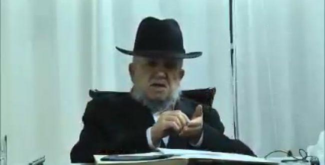 הרב מאזוז: מי שלא מצביע לחרדים, שיצביע סמוטריץ'