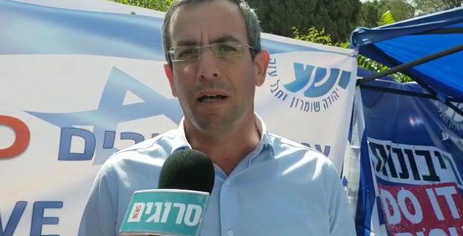 אסף מינצר לסרוגים: באנו לחזק את ראש הממשלה