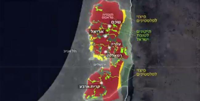 מתקנים את המפות: זו ההצעה הישראלית לטראמפ