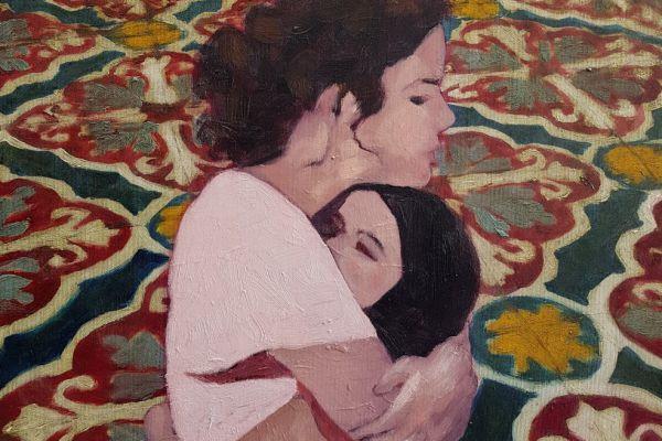 נקודת מגע: תערוכת אומנות המתייחסת לריחוק החברתי בקורונה