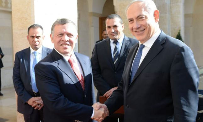לקראת ריבונות: ראש המוסד נפגש עם המלך עבדאללה בירדן