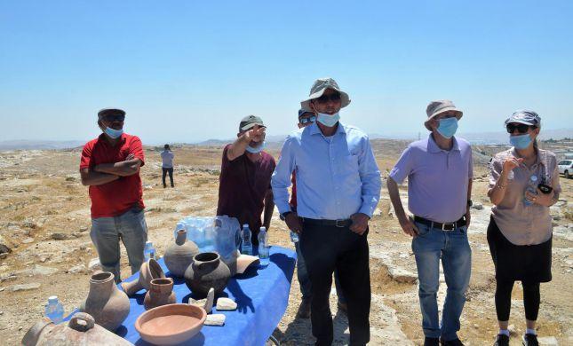 הרב פרץ: לא ניתן שתקום פה מדינה פלסטינית