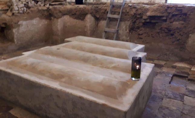 מדהים: נחשף ציונו המקורי של רבי לוי יצחק מברדיצ'ב