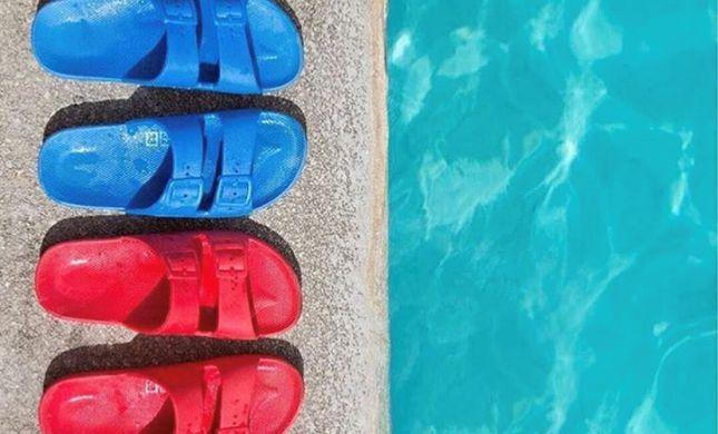 נעלתי יצאתי: ווישוז מציגה את קולקציית הקיץ של כפכפי MOSES