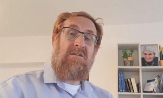 """יהודה גליק משחזר: """"עברתי לינץ' רצחני"""". צפו"""