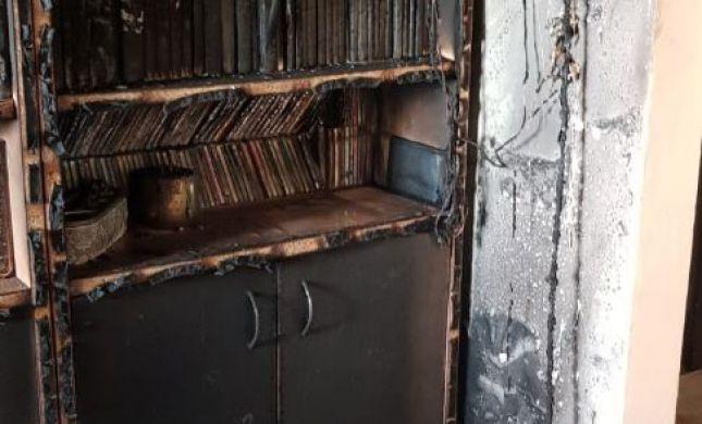 דירה בקריית ארבע נשרפה כתוצאה מטעינת אופניים חשמליים