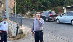 חדשות, חדשות בארץ, מבזקים יהודה גליק הוכה וגורש מניחום משפחת אלחאלאק