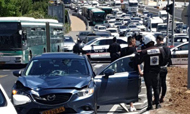 בת 18 נפצעה קשה בתאונה בשדרות גולדה מאיר בי-ם