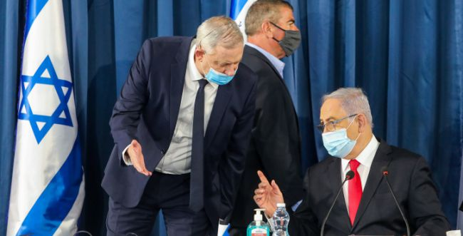 גנץ ירוץ לנשיאות; נתניהו יישאר ראש הממשלה