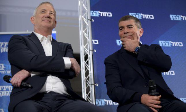"""גנץ ואשכנזי: לא מחוייבים להצעת הסיפוח של ארה""""ב"""
