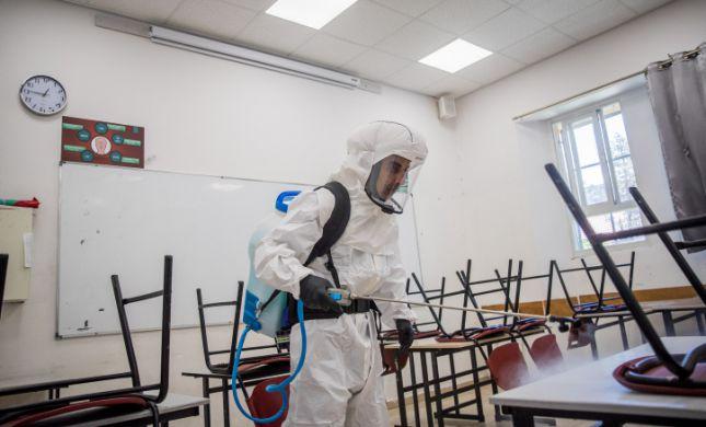 קורונה בבתי הספר: כשליש מהחולים הם תלמידים