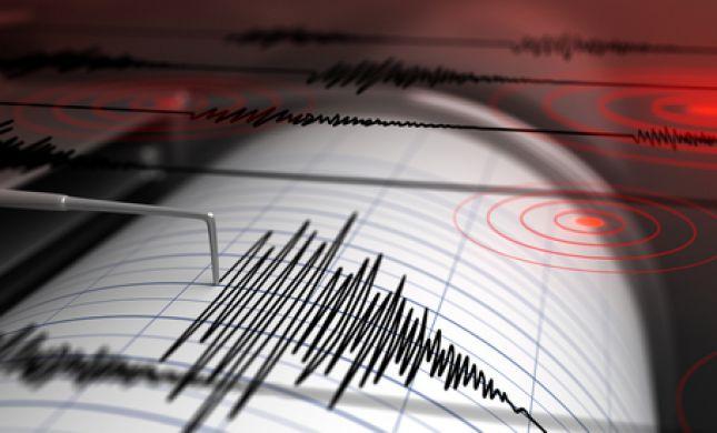 רעידת אדמה בעוצמה 5.2 הורגשה דרומית לאילת
