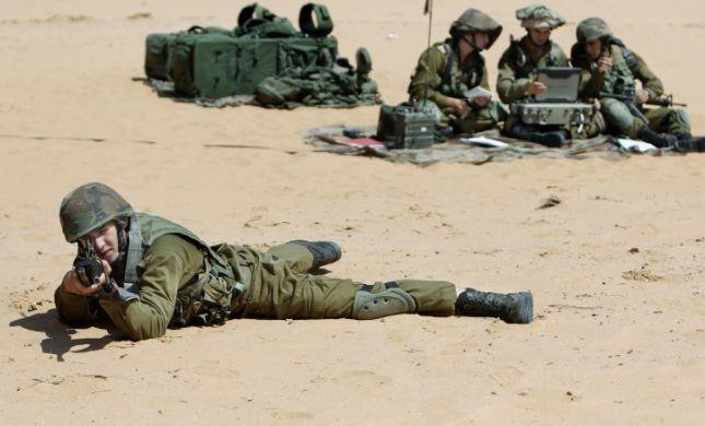 """ההפקרות נמשכת: בדואים שוב תקפו חיילי צה""""ל בדרום"""