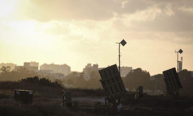 האזעקה בעוטף עזה: ירי לא רקטי מחוץ לשטח ישראל