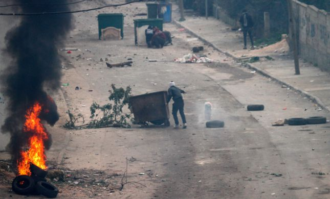 """הפלסטינים סיכלו פיגוע נגד כוחות צה""""ל בג'נין"""