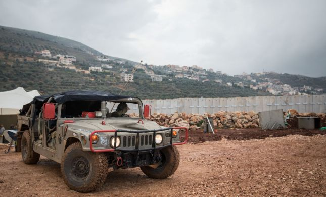 """צה""""ל החזיר ללבנון את החשוד שחצה את הגבול"""