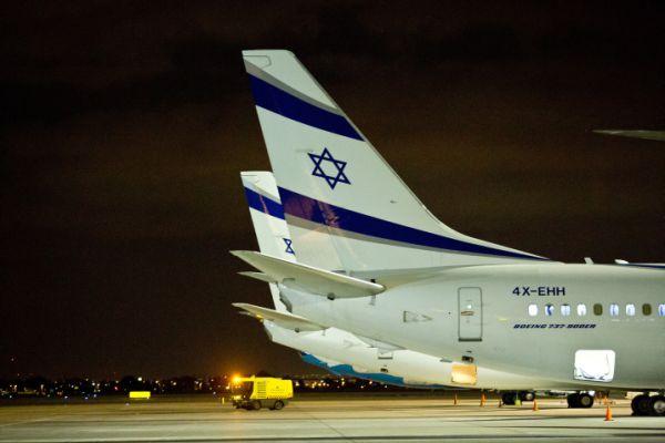 הפרלמנט האירופי אישר את הסכם הטיסות עם ישראל