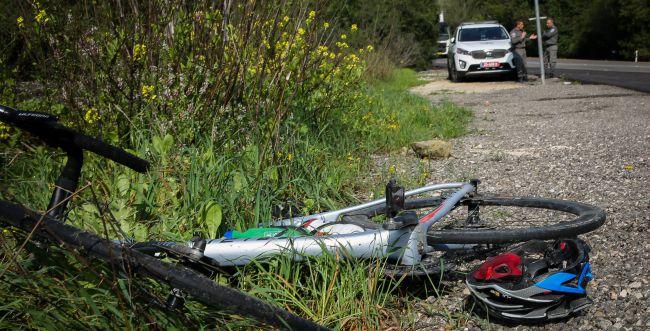 רוכב אופניים חשמליים כבן 30 נהרג בכביש 5