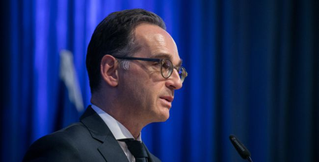 """שר החוץ הגרמני: """"באיחוד האירופי לוחצים לסנקציות"""""""