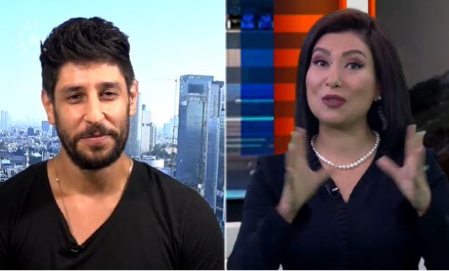 איך נשמע עמדי בכורדית? צפו בראיון היוצא דופן