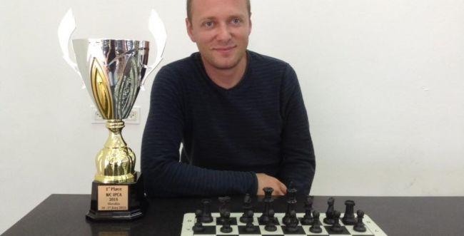 כבוד לישראל: מקום שני באליפות העולם בשחמט