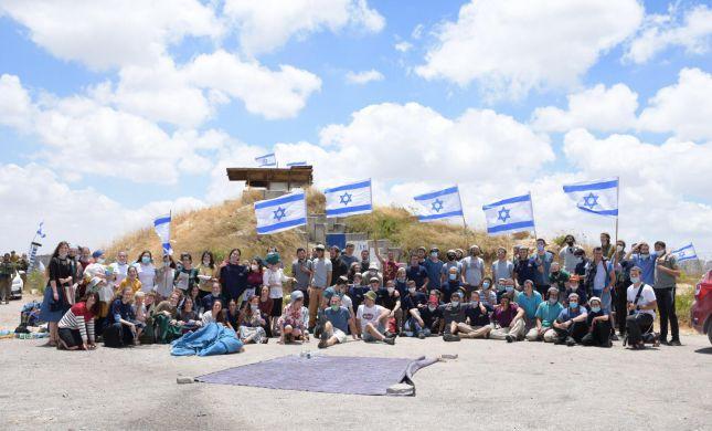 """""""לטראמפ אין את הזכות לקבוע את גבולות ישראל״"""
