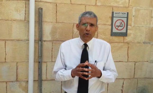 """בית המשפט שחרר חשוד בתגרה בחברון: """"תיק יח""""צ"""""""
