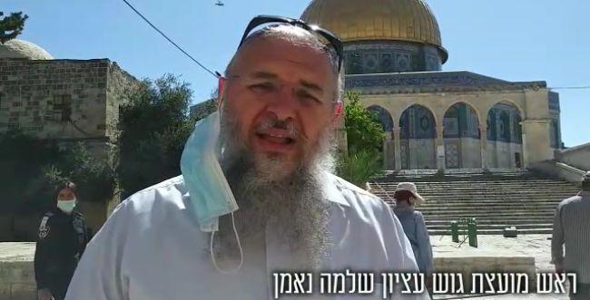 דרישה ציבורית: לפתוח את הר הבית ליהודים בשבתות