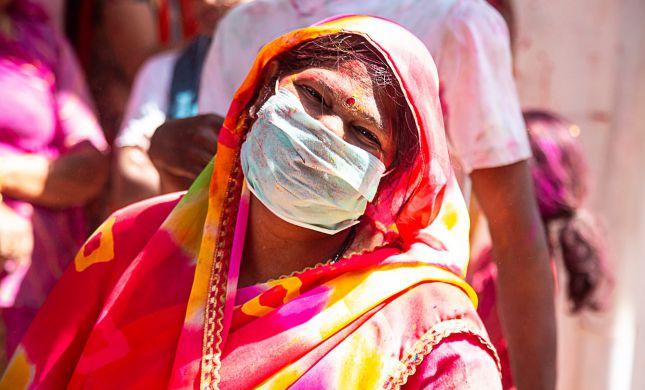 קורונה בעולם: הודו עקפה את ברזיל במניין הנדבקים