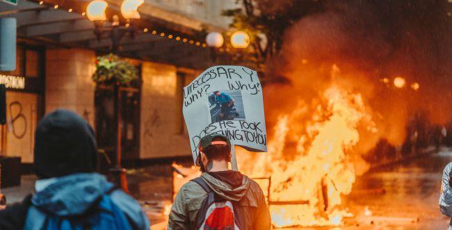 """חשש בארה""""ב: """"המהומות יימשכו עוד ימים רבים"""""""
