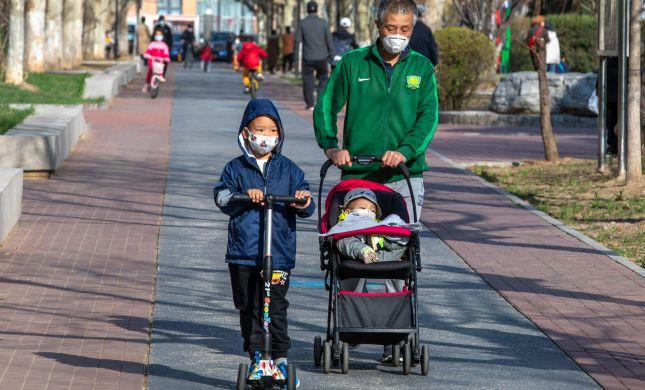 חזרה לסגר: בתי הספר בסין ייסגרו מחשש לקורונה