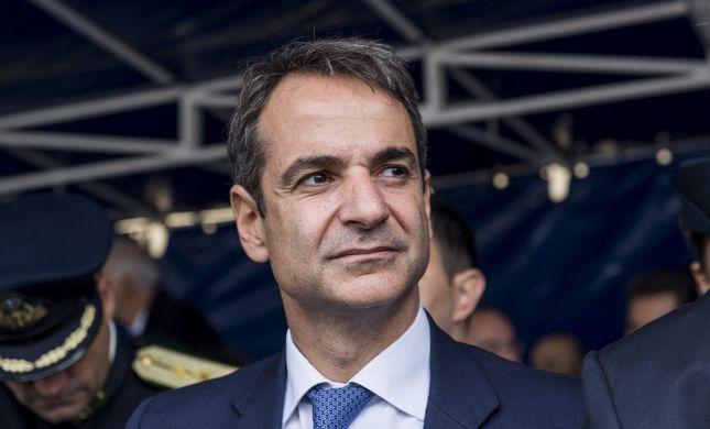 אחרי נתניהו: יאיר לפיד נפגש עם ראש ממשלת יוון