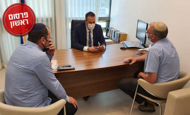 פרטי ההסכם המתגבש בין הבית היהודי לליכוד למיזוג