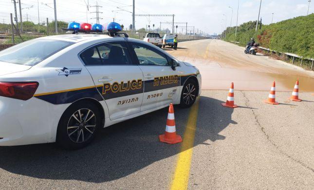 בגלל בור בכביש: נתיבי איילון לדרום יחסמו עד מחר