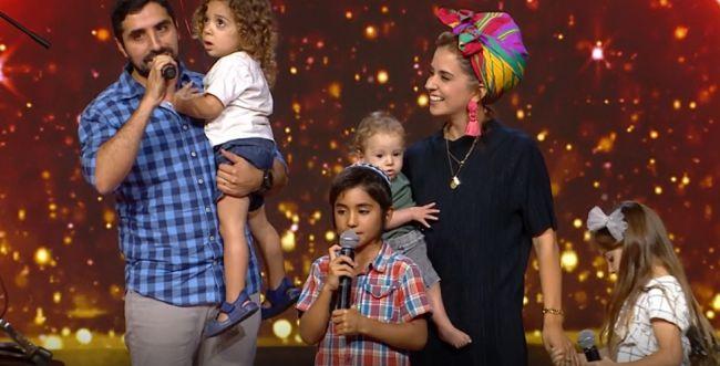 צפו: הזמר מהשומרון שריגש את 'בית ספר למוזיקה'
