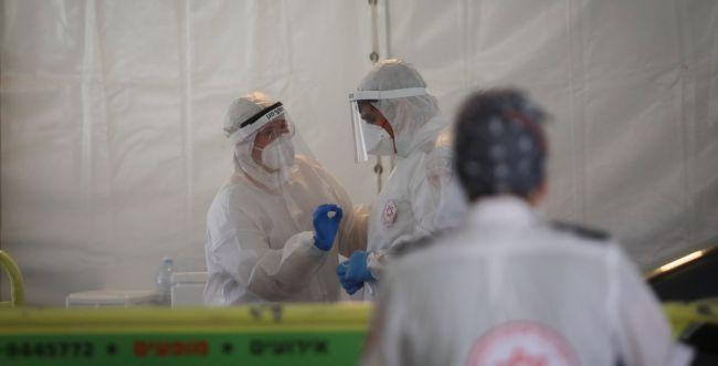 עדכון קורונה: שוב יותר מ-2,000  חולים חדשים ביום