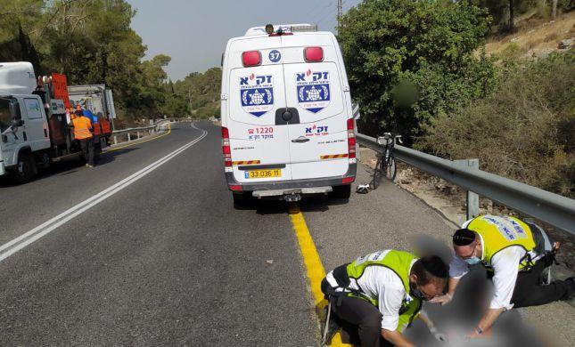 רוכבת אופניים בת 53 נהרגה ליד בית שמש