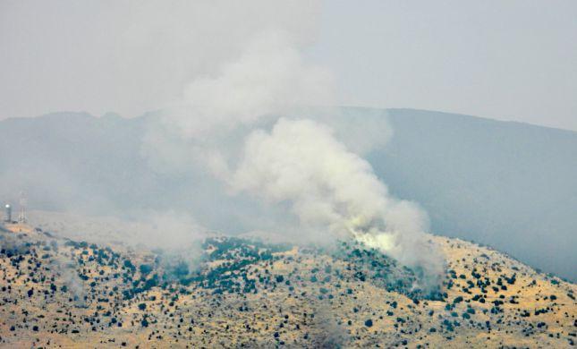 """צה""""ל סיכל פיגוע של חיזבאללה בשטח ישראל"""