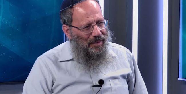 הרב יצחק רודריג באולפן: תורת חברון בעיר האבות
