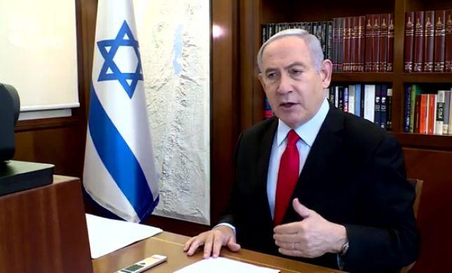 """נתניהו: """"לבנון וסוריה אחראיות לכל מתקפה נגד ישראל"""""""