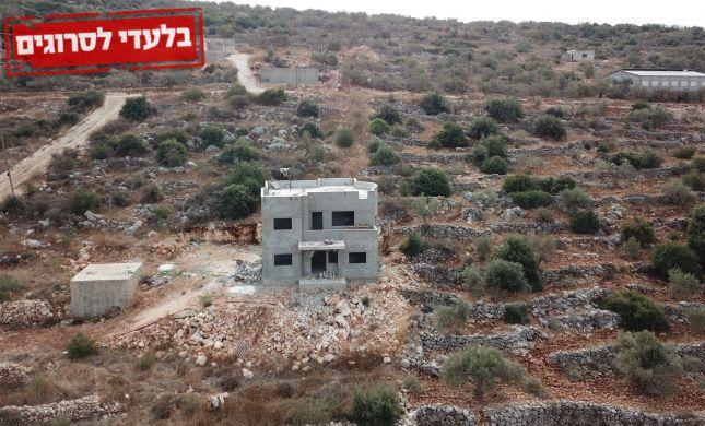 המדינה מסרבת לאכוף בנייה ערבית לא חוקית בשטח C