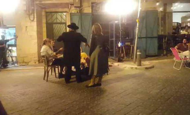 צפו: צילומי שטיסל עונה 3 בשוק מחנה יהודה