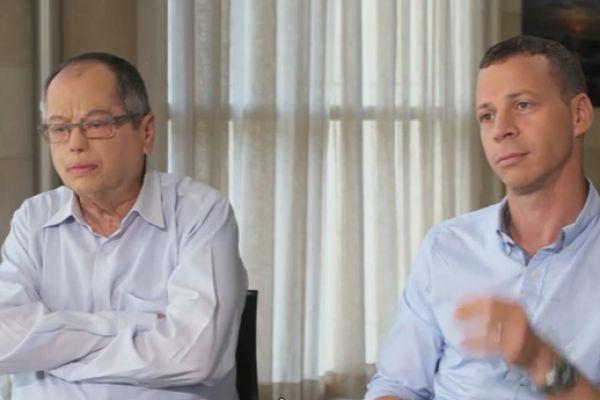 צפו: עמית סגל ואמנון אברמוביץ' בנקודות החיכוך