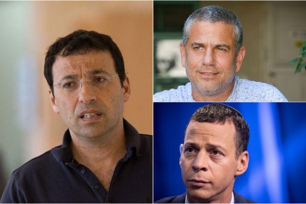 """עימות בין רביב דרוקר לינון מגל ועמית סגל: """"אפס"""""""