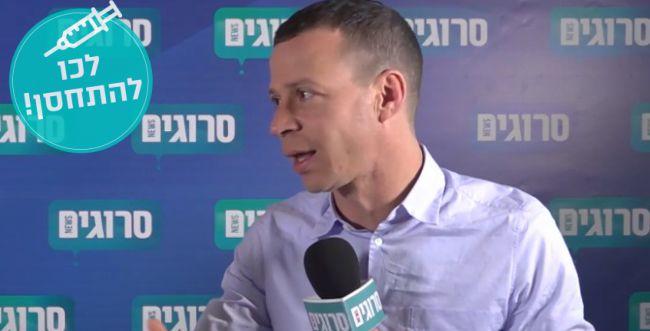 עמית סגל: מזל שאנשים כמוה לא מנהיגים את ישראל