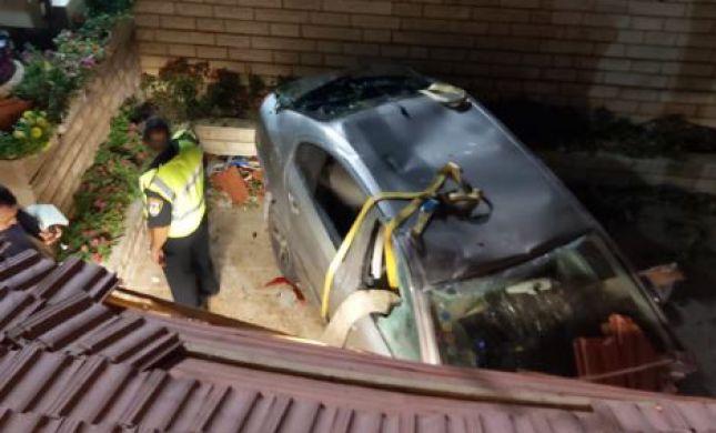 שני אחים נהרגו ממכונית שהדרדרה לחצר ביתם