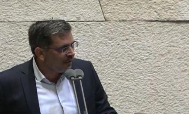 """""""הזלתי דמעה"""": הכנסת ציינה 15 שנה לגירוש גוש קטיף"""