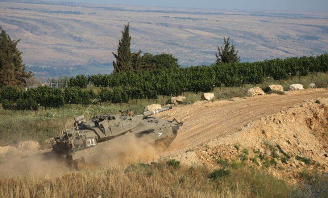 """אירוע בטחוני בצפון: חילופי אש בין צה""""ל לחיזבאללה"""