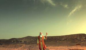 """יהדות, פרשת שבוע למה משה נקבר דווקא מול """"בית פעור""""?"""